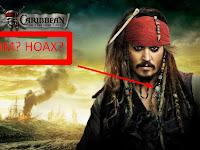 Ramai Jack Sparrow Seorang Muslim? HOAX? Ini Faktanya