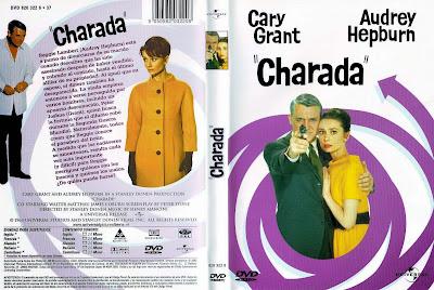 Charada (1963) - Carátula