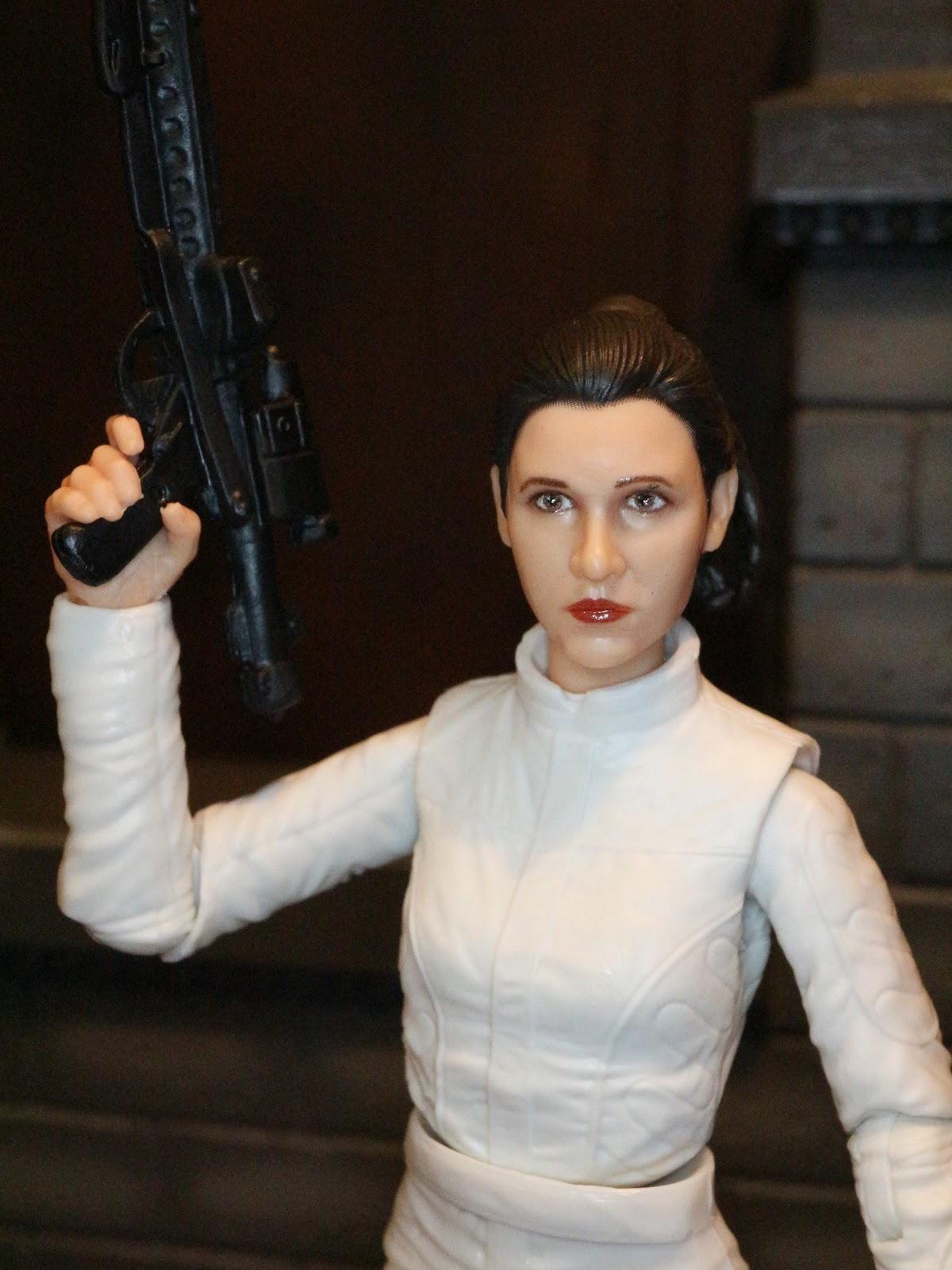6-inch Figure Bespin Escape Star Wars Black Series princesse leia
