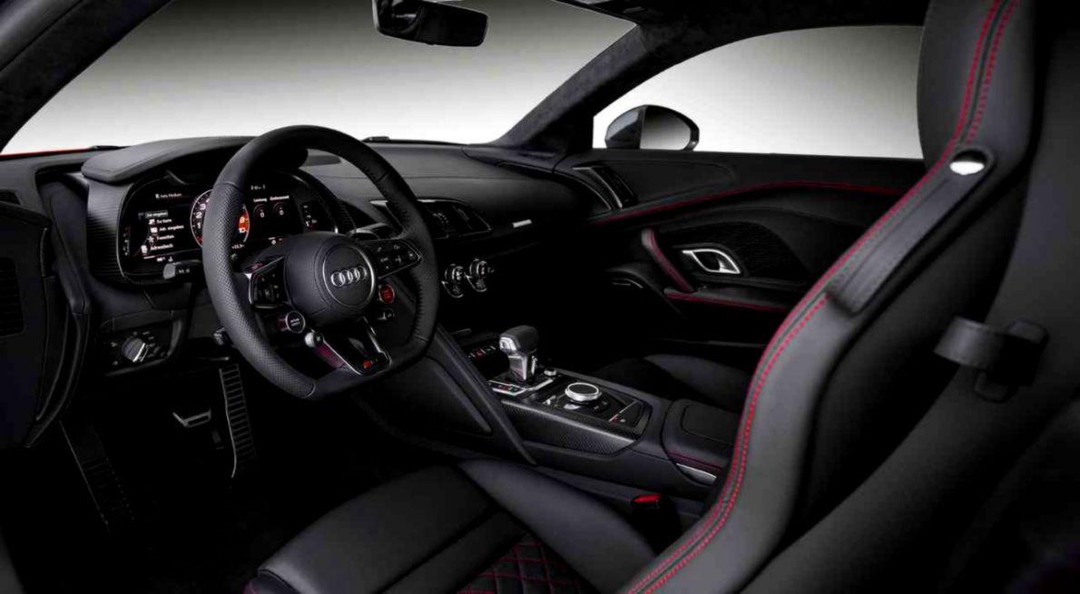 Audi R8 V10 Interior | Dom Wallpapers