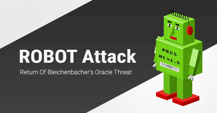 Bleichenbacher-robot-rsa-attack