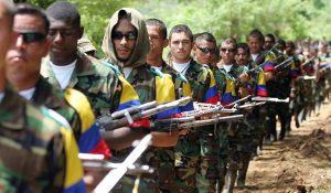 Colombia:  La dejación de armas no es una fiesta