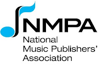 National Music Publishers Association logo image