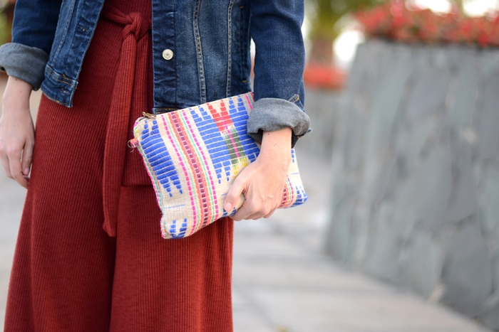 culottes-and-clutch