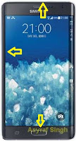 Download mode Samsung GALAXY NOTE EDGE SM-N915