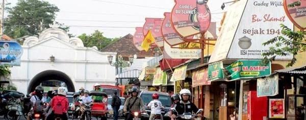 Wisata Kuliner Yogyakarta Pusat Gudeg Wijilan