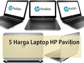 Laptop Hp Pavillion Terfavorit dengan Layar 14 inch