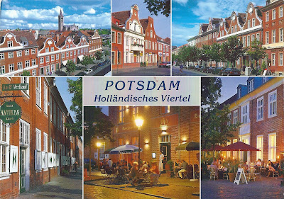 Holländisches Viertel in Potsdam