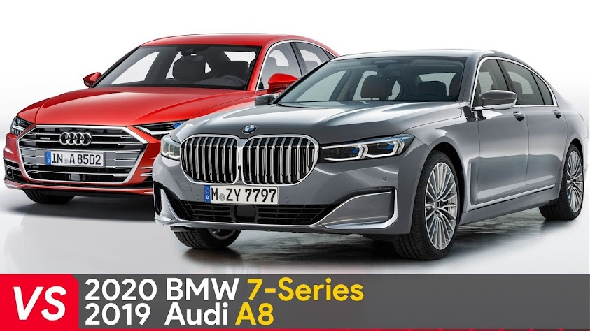 2020 Bmw 7 Series Vs 2019 Audi A8 Design Specifications Comparison