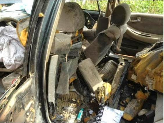 Bomb blast recorded at a Polling Unit in Enugu y4