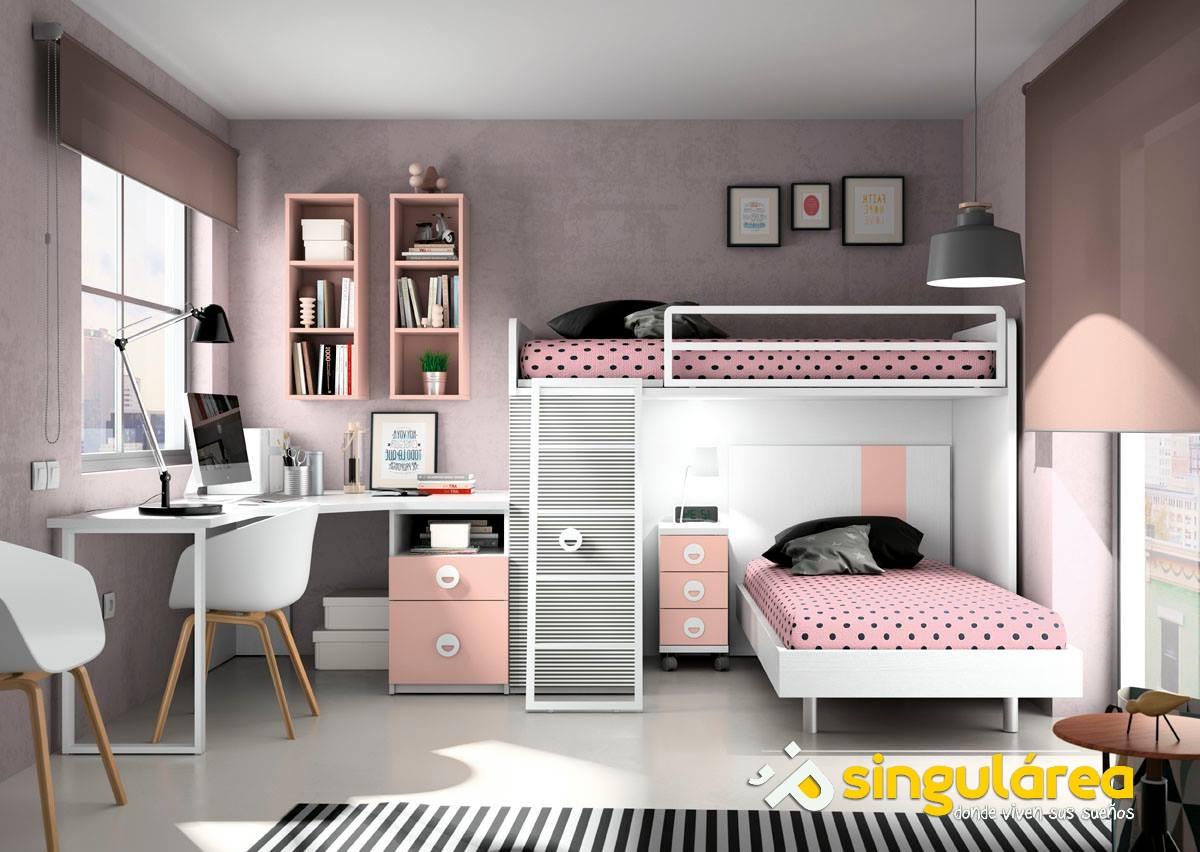 Blog dormitorios juveniles com dormitorios juveniles con for Dormitorios juveniles literas