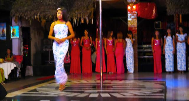 lovely Myanmar nightlife girls in Yangon