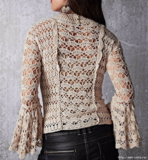 Crochet Jacket Patterns For Beginners : to crochet a cardigan for beginners, chunky crochet cardigan pattern ...