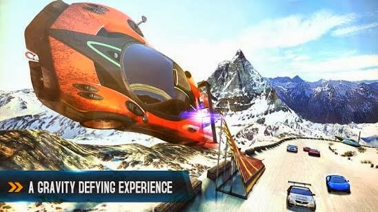 Gameplay Asphalt 8 Airborne APK Unlimited