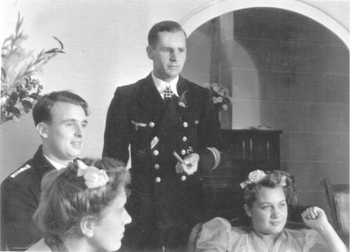 4 September 1940 worldwartwo.filminspector.com U-boat captain Engelbert Endrass