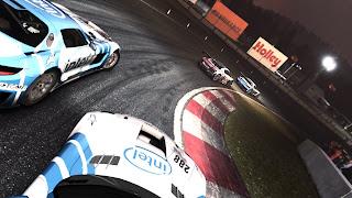 Grid Autosport HD Background
