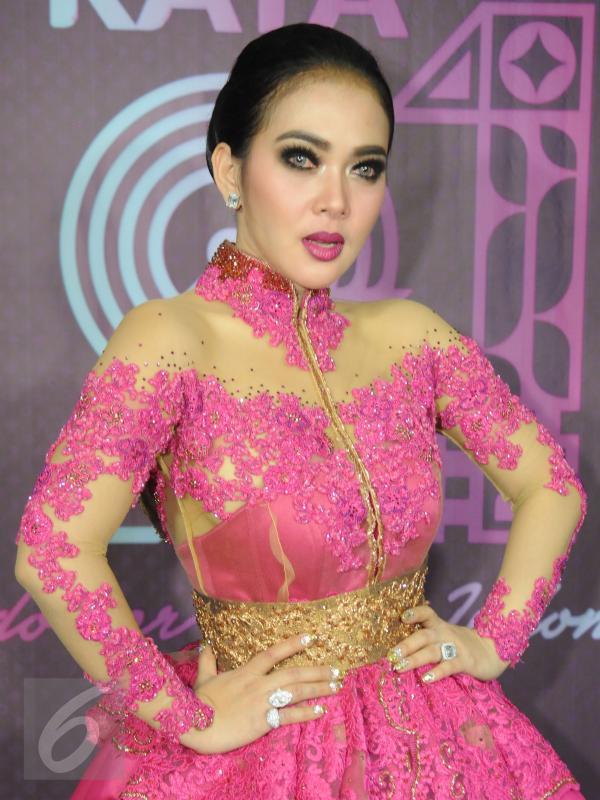Model Baju Kebaya Warna Pink Theosphotoblog