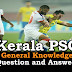 Kerala PSC General Knowledge Question and Answers - 21