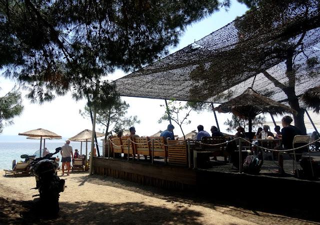 Porto Paradiso Vromolimnos Beach, Skiathos, Greece
