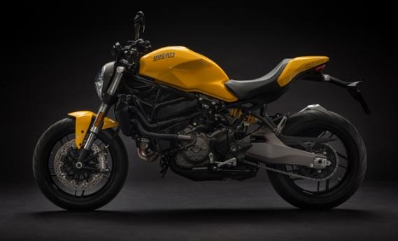 2018 Ducati Monster 821 Revealed