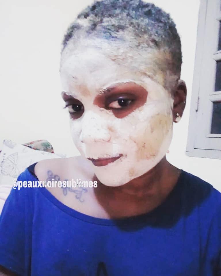 Instant Testeuse Masque Purifiant Fait Maison