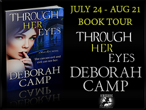 Through Her Eyes Book Tour