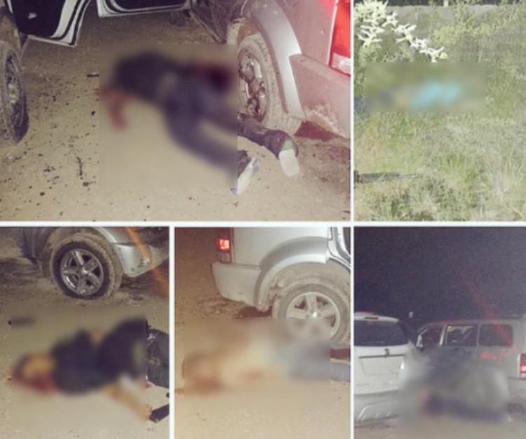 """Disputa por """"la plaza"""" de Reynosa entre células del CDG , deja 14 ejecutados"""