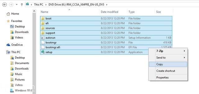 Cara Membuat Bootable FlashDisk menggunakan CMD