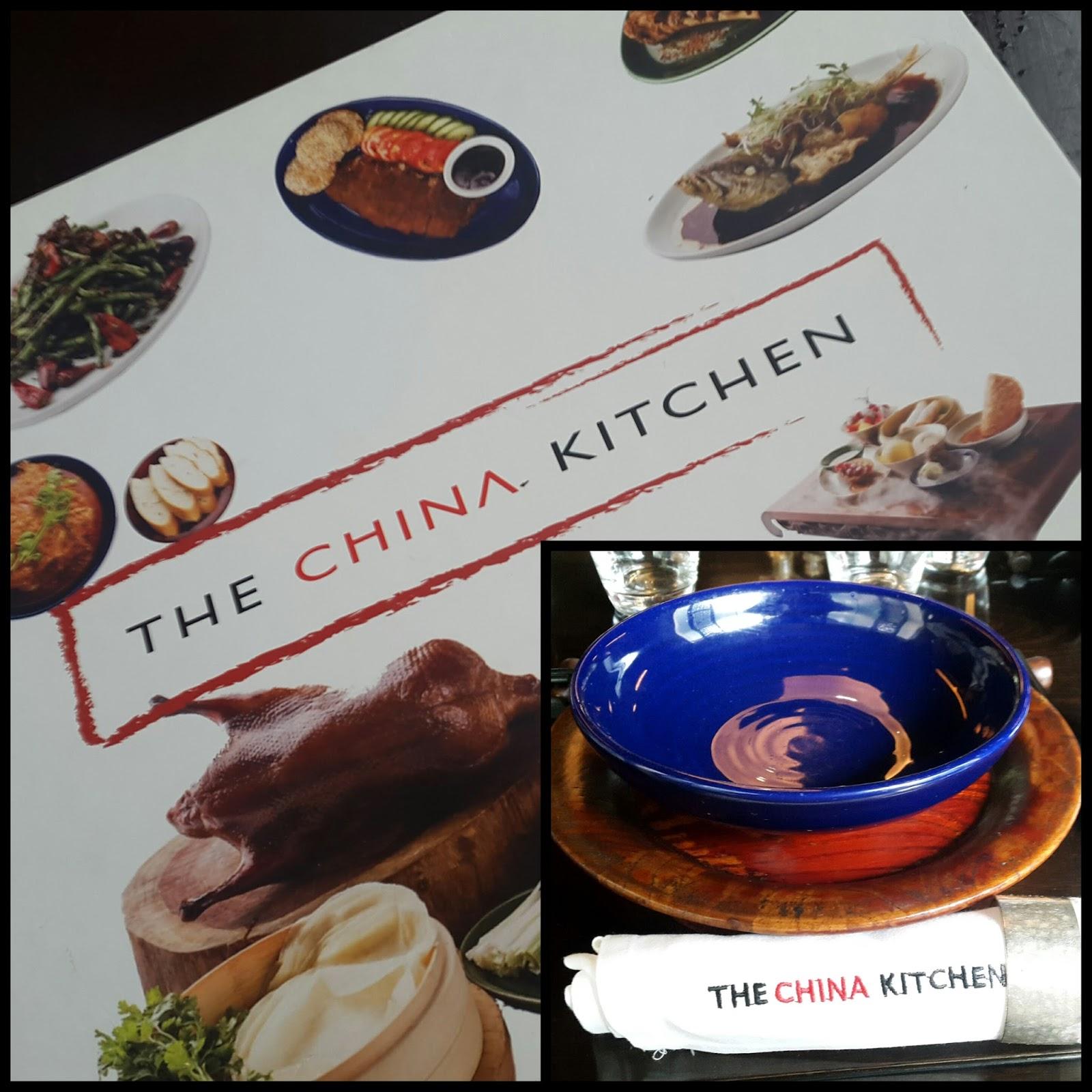 New China Kitchen 2: Foodmaniacs: NEW MENU AT THE CHINA KITCHEN