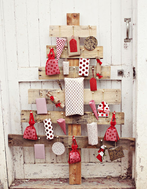 http://www.abeautifulmess.com/2012/11/diy-advent-tree.html