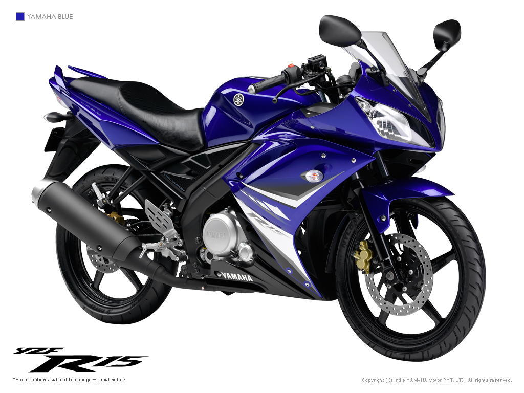 Info Modifikasi Motor: 2011 The Yamaha YZF R15 150cc Sport
