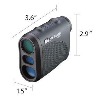 Nikon 8397 ACULON Laser Rangefinder, compact design, image, review features & specifications