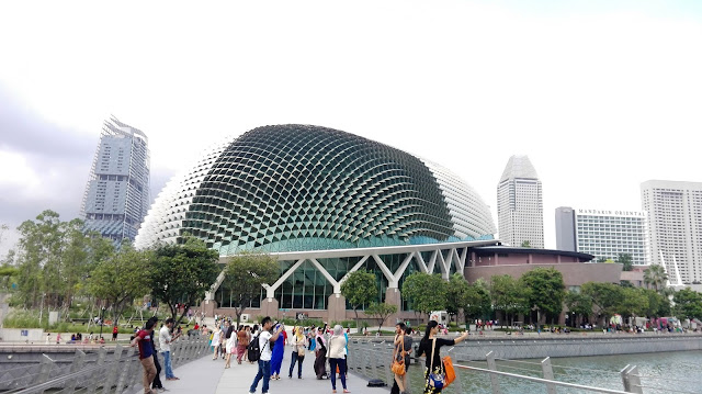 10 Unique Structures Only in Singapore