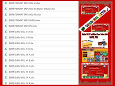Kumpulan Aplikasi SKP Lengkap Format Excel