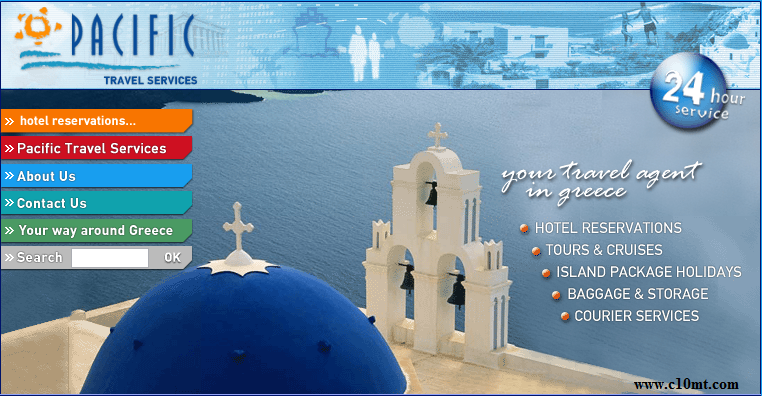 Pacific Travel Services Hotel Reservations | pacifictravel.gr
