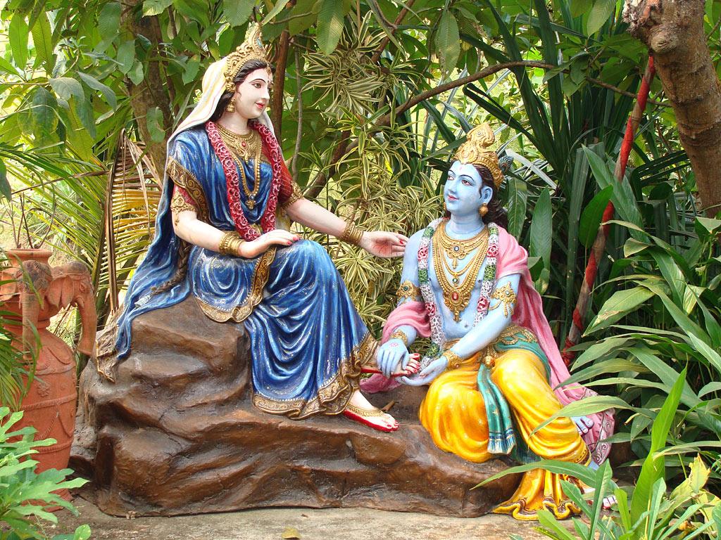 Krishna Radha Love Wallpaper High Definition Hd: RADHA-KRISHNA WALLPAPERS