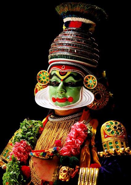 """Short Essay on """"Kathakali"""" Dance"""