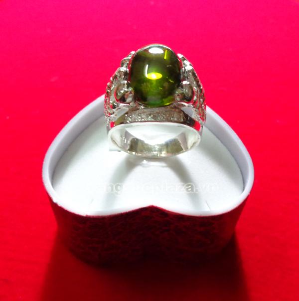 Nhẫn bạc nam NN301