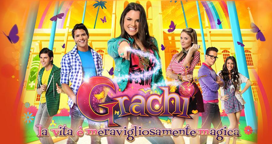Grachi Italia: Gli episodi della prima stagione di Grachi