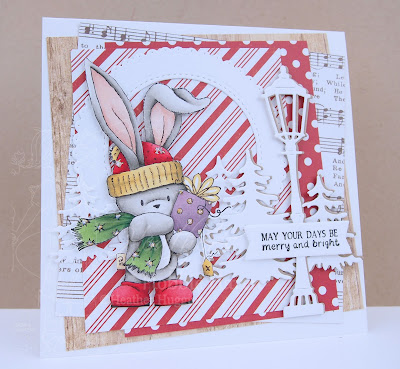 Heather's Hobbie Haven - Christmas Present Card Kit