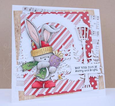 Heather's Hobbie Haven - Christmas Present Card Kit