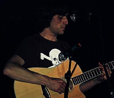 Daniel McGeever (crónica concierto Loco Club, 1)