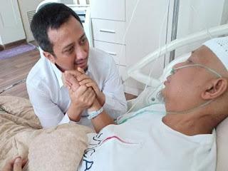 Mengenal Kanker Nasofaring dan Kanker Kelenjar Getah Bening Yang Diderita Ustadz Arifin Ilham