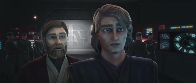 The Clone Wars vuelve