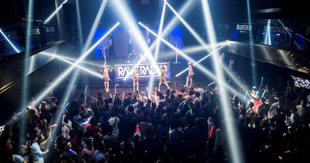 Belvedere Electrify The Night @ Fuze Club Kuala Lumpur