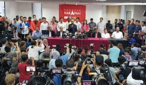 Mahathir umum 3 Menteri Kabinet utama