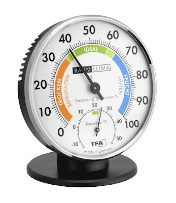 comment choisir un hygromètre?