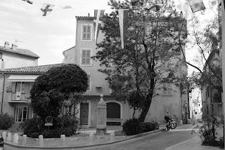 Place des Remparts Saint-Tropez