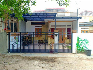 Rumah Modern murah Citayam