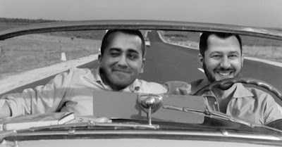 Matteo Salvini e Luigi Di Maio non hanno mai lavorato